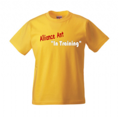 'Alliance Ant in Training' Childs T-Shirt